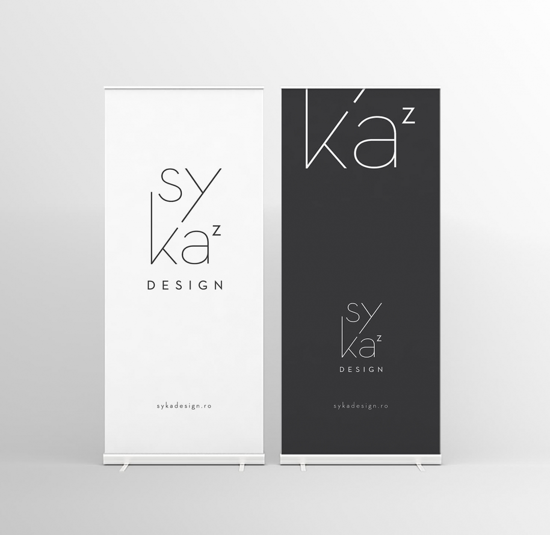 Syka'z Design Architecture – Branding