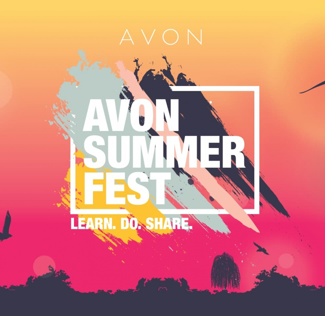 Avon Summer Fest Key Visual