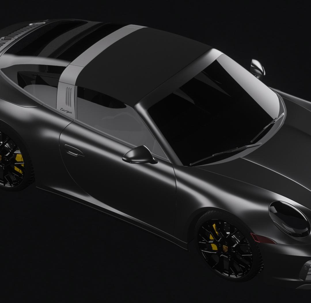 Porsche 911 Targa 2019