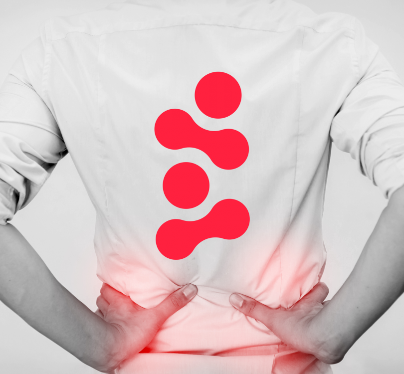 SOLVE MY BACK PAIN – BRANDING